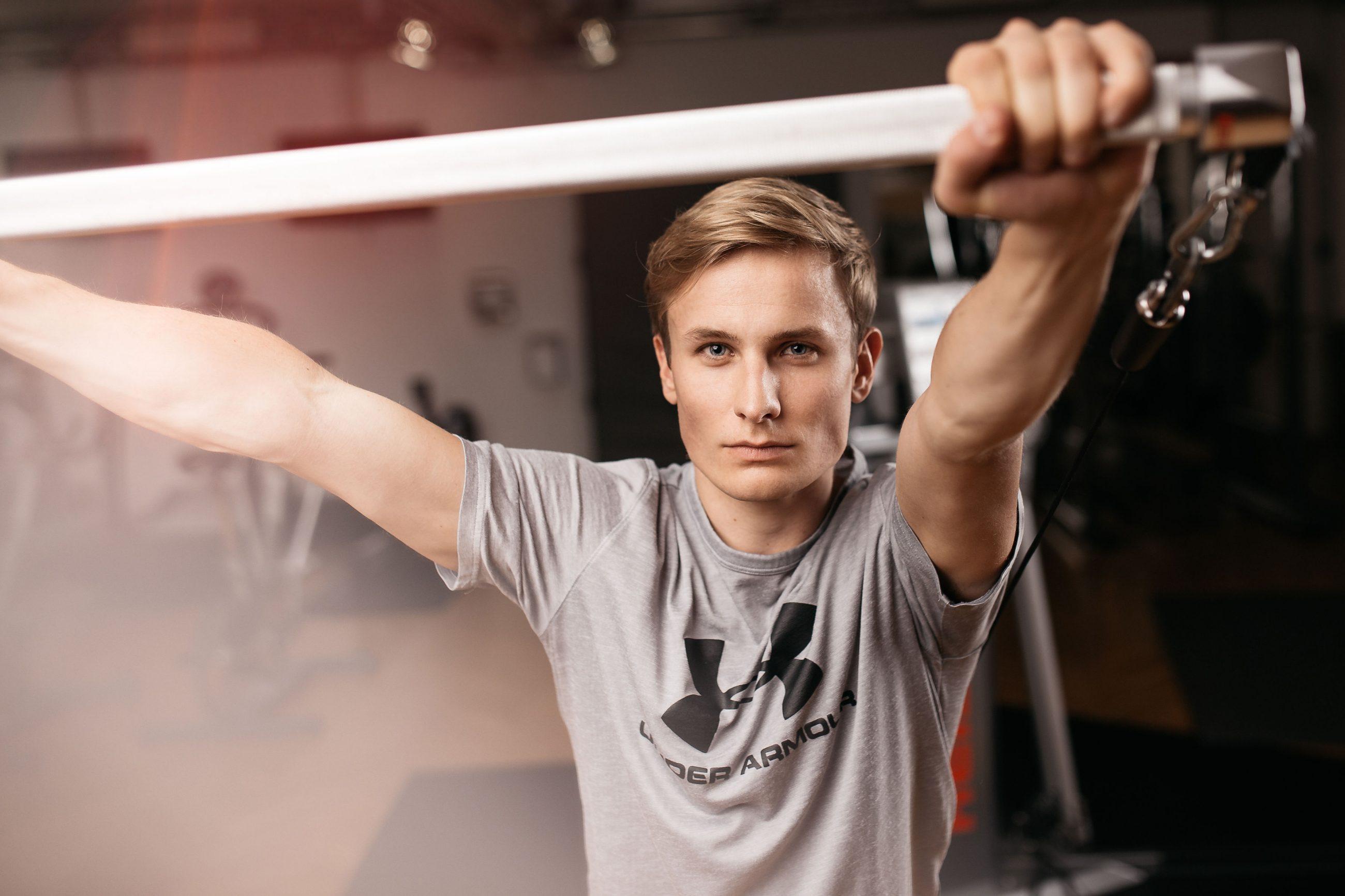 David Hillmer Personal Trainer